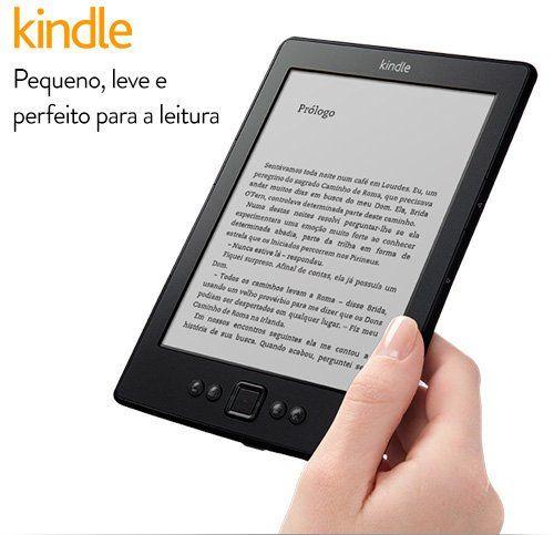 Comprar Kindle com desconto