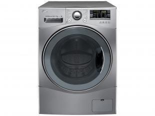 Lava e Seca LG Direct Drive WD1412RT7B 10,2Kg - Água Quente com 14 Programas de Lavagem