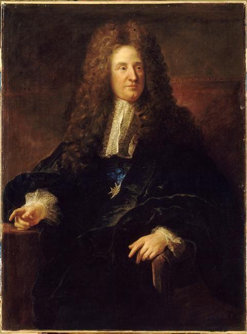 François de Troy | Jules Hardouin-Mansart (1645-1708), architecte, surintendant des Bâtiments | Images d'Art