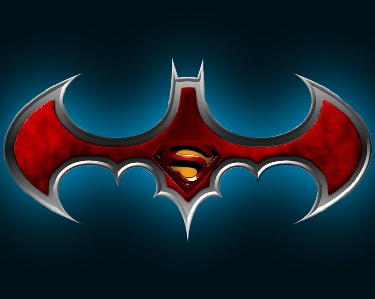 Batman Vs Superman (Logo) by PsychoticEditor