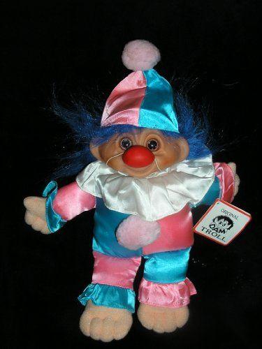 Dam troll - clown Original dam http://www.amazon.co.uk/dp/B00CYSTUGQ/ref=cm_sw_r_pi_dp_O5BUtb0VC5CKV1HE