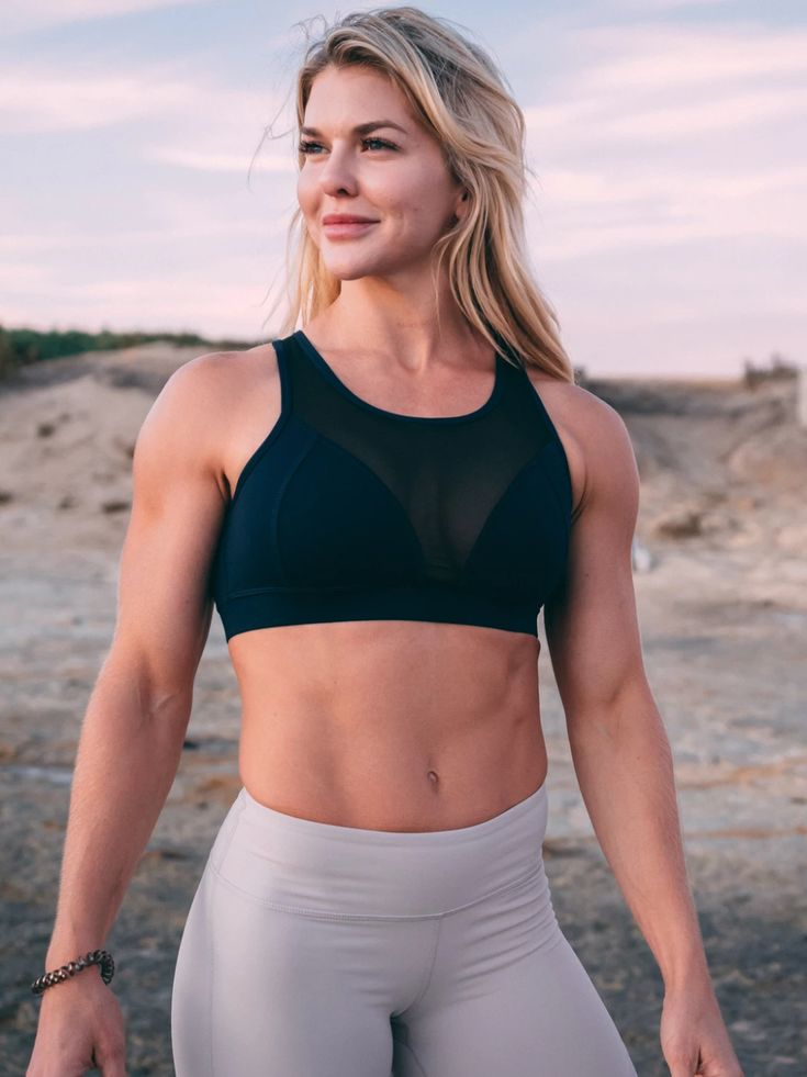 brooke ence bikini - Google Search (With images) | Skin care collection, Athletic sports bras ...