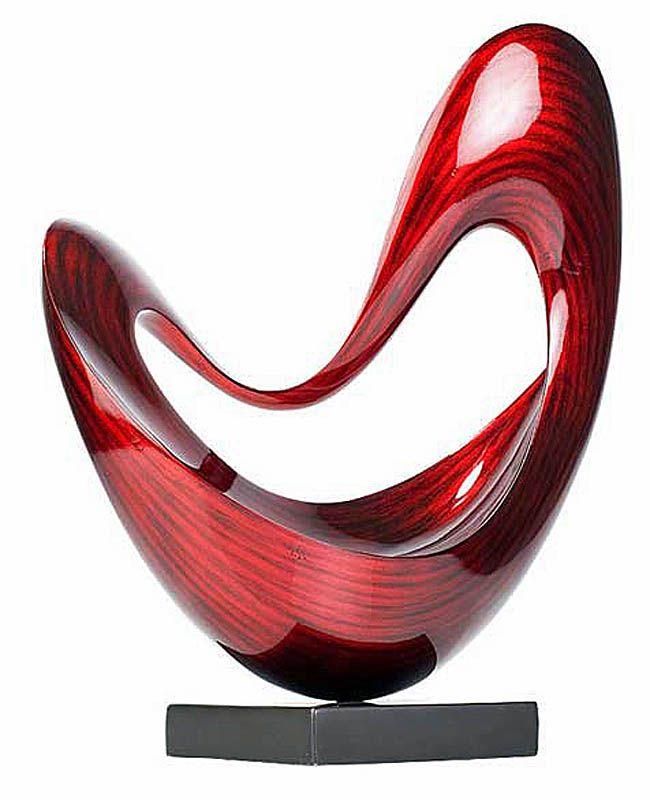 Floating Heart Small Modern Wood Sculpture Stohans Showcase Graceful Yet Dramatic Fiber Contemporary S Sculptures