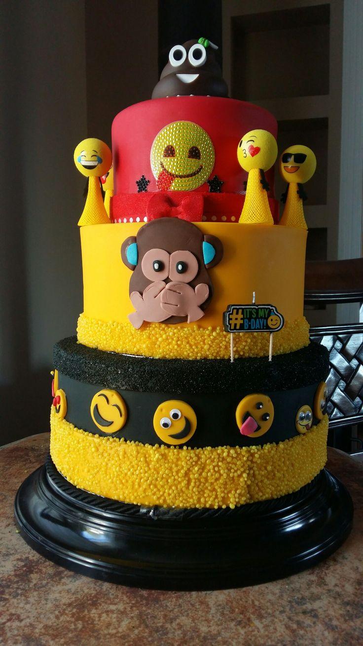 Best 25 Torta Emoji Ideas On Pinterest Tortas Emojis
