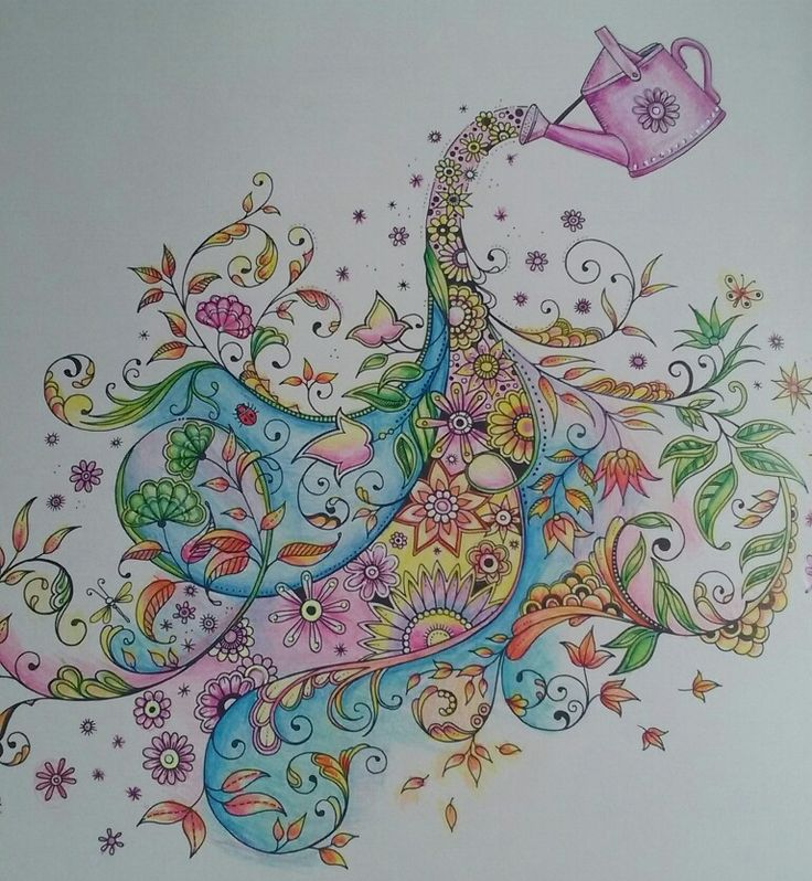 From Secret Garden Used Staedtler Ergo Soft Pencils And Fineliners Plus Posca White Paint