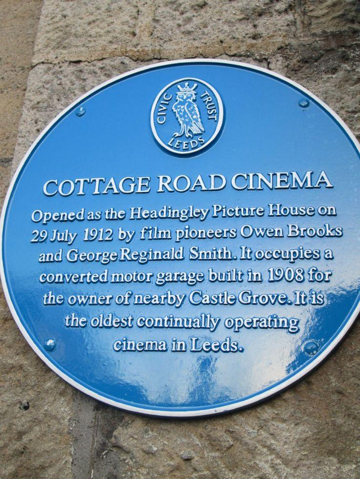 Leeds Cottage Road Cinema history