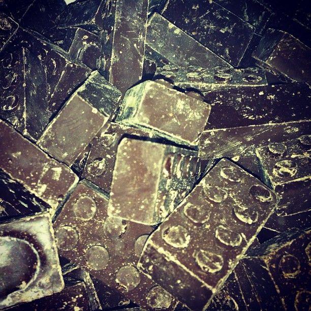 Lego fatti di cioccolato!