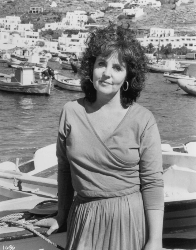 Pauline Collins in Shirley Valentine. My model for Sebastian's mother