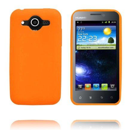 Soft Shell (Oranssi) Huawei Honor Silikonisuojus