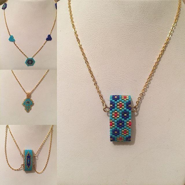 miyuki kolyeToptan&Perakende#miyuki#bead#boncuk#jewellery #takı#moda#kolye