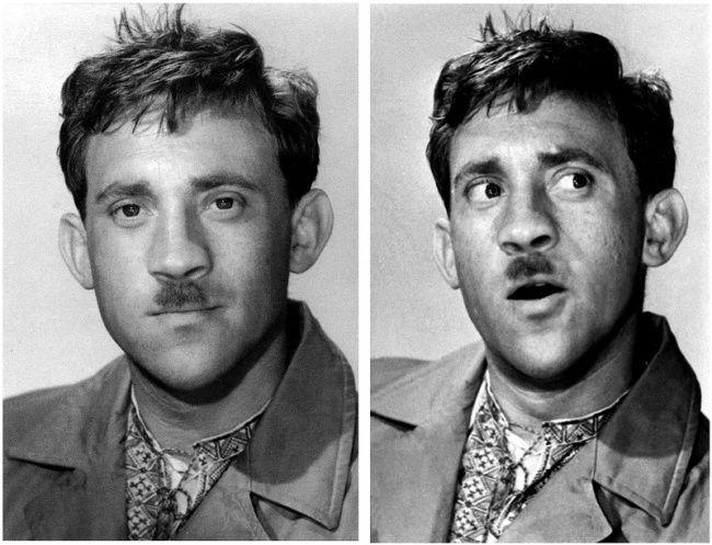 Бесценные архивные снимки известных советских актеров в ролях, которые они так и не сыграли.
