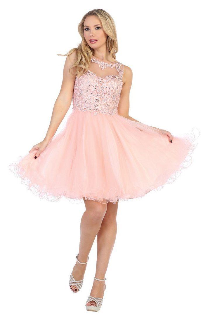 Hermosa Nordstrom Vestidos Prom Estante Componente - Colección de ...