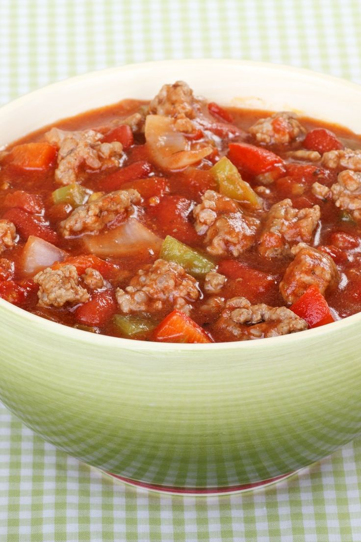 Spicy Habanero Chili Recipe with Ground Beef, Ground Pork, and Bacon