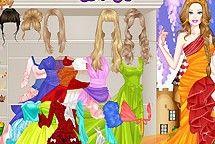 Barbie en el castillo