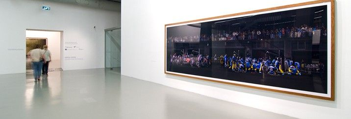 Andreas Gursky - İstanbul Modern