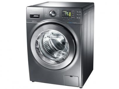 Lava e Seca Samsung WD106UHSAGD 10,1Kg Inox - Eco Bubble 8 Programas de Lavagem com as melhores condições você encontra no Magazine Tonyroma. Confira!