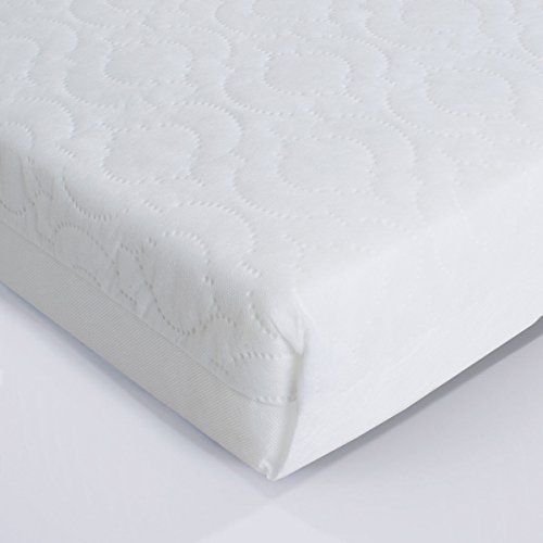 From 22 70 Superior Quilted Cot Mattress 140 X 10cm Thick British Made With