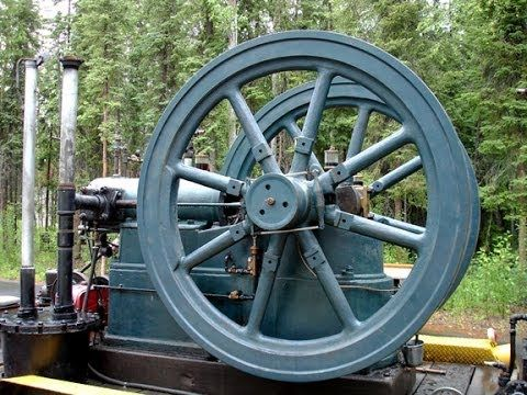 Fairbanks Morse 20 HP Model N Hit and Miss Gas Engine