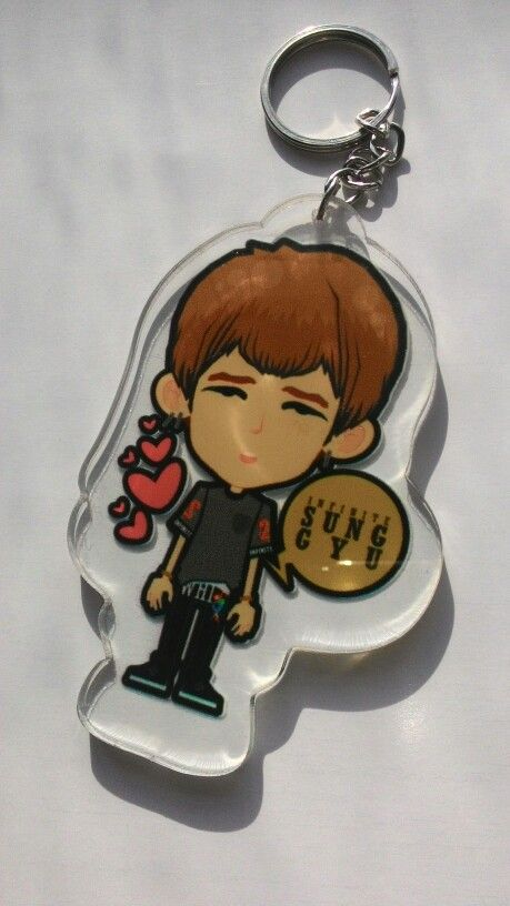 Key Chain - Sunggyu
