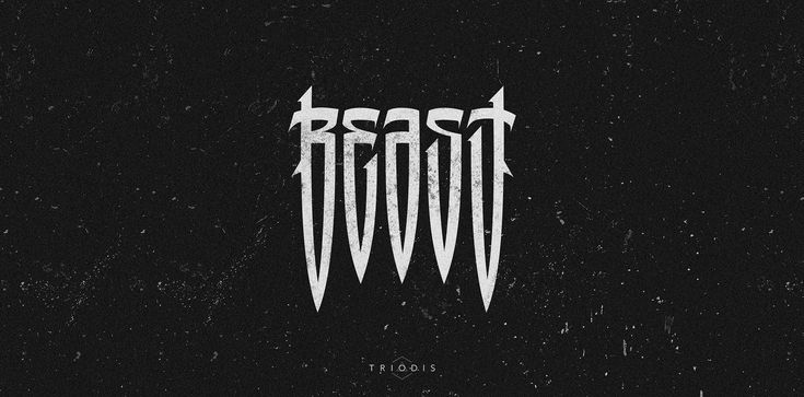 Beast logo by wiktorares
