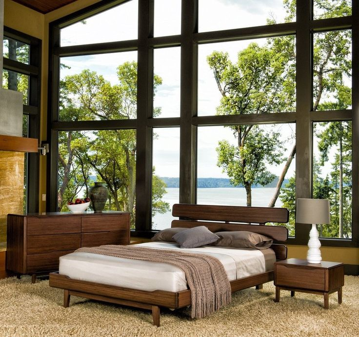 Currant Queen Bed International Design Center Available