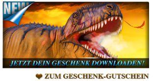 פארק דינוזאורים DINOPARK Dino coupon