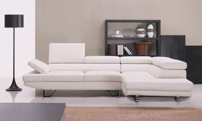 Unglaubliche Leder Weiss Sofa Online Bekommen Billige Weisse Sofa