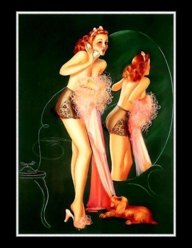 Artwork Ballerina Ballet Dance Moira Shearer Old School Opera ...