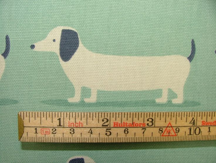 Hound dog fabric