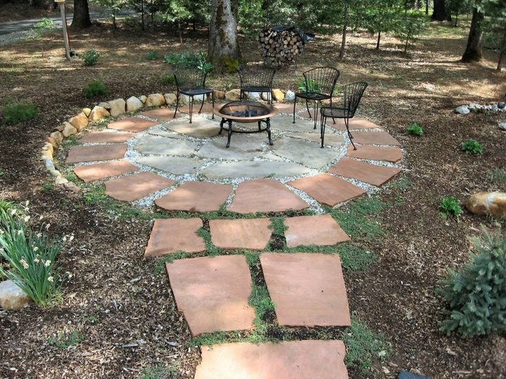 18 best images about flagstone patio on pinterest stone for Landscaping rocks broward county