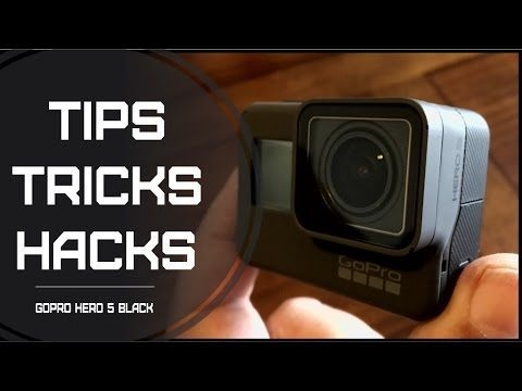 6 GoPro Hero5 Tips to Use Your GoPro Like a Pro | Click Like This