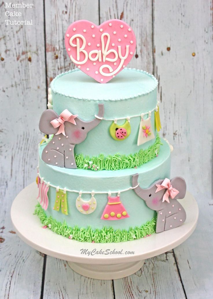 Best 25+ Shower cakes ideas on Pinterest | Baby cake ...