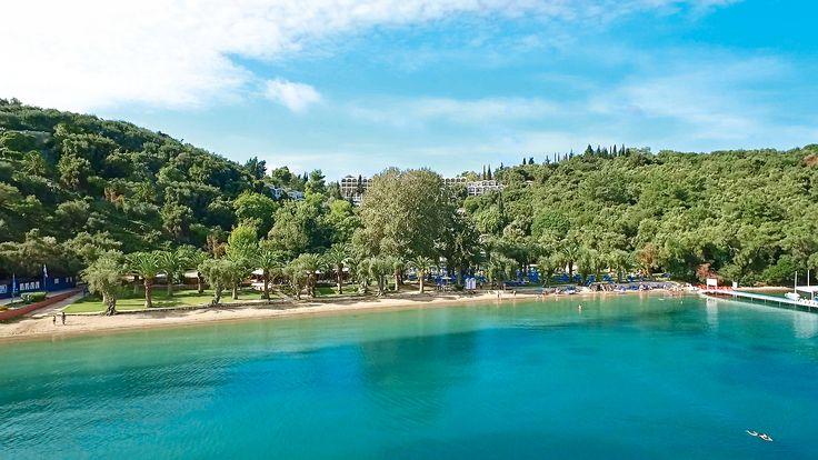 All inclusive hotel in Corfu Greece, Grecotel Daphnila Bay Thalasso    #familyhotels  #familyhotelscorfu  #allinclusivehotels