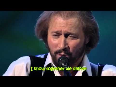 Bee Gees - Still Waters Run Deep (with lyrics) - YouTube