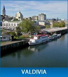 Otra de la ciudad de Valdivia