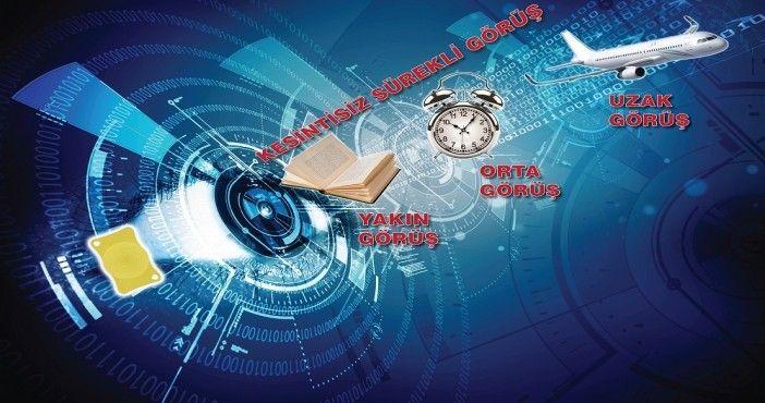 Türk firması tüm mesafelerden kesintisiz görüş sağlayan lens üretti Türk firması VSY Biotechnology'nin Ar-Ge Merkezi'nde TUBİTAK ile ortaklaşa geliştirdiği inovatif akrilik katarakt göz içi lensi hastalarına hizmet vermeye başladı.  Türk şirketi VSY Biotechnology tarafından geliştirilen inovatif akrilik katarakt göz içi lensi Dünya'da ilk kez üretildi. Katarakt hastalarına uygulanmaya başlayan ve tüm mesafelerden kesintisiz sürekli görüş sağlayan göz içi lensi, yakın okuma gözlük ihtiyacını…