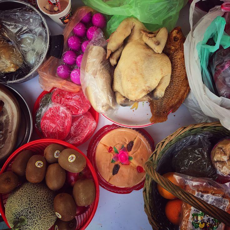 清明節 Ching Ming Festival
