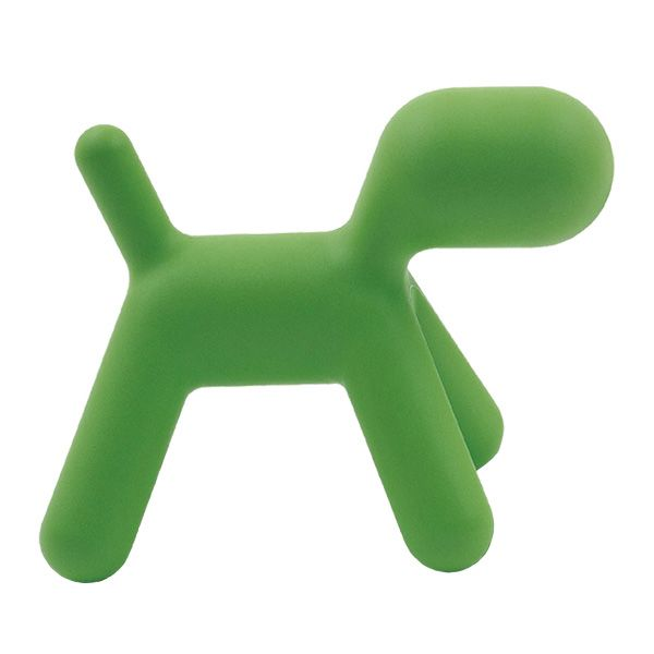 Green Puppy by Eero Aarnio for Magis.