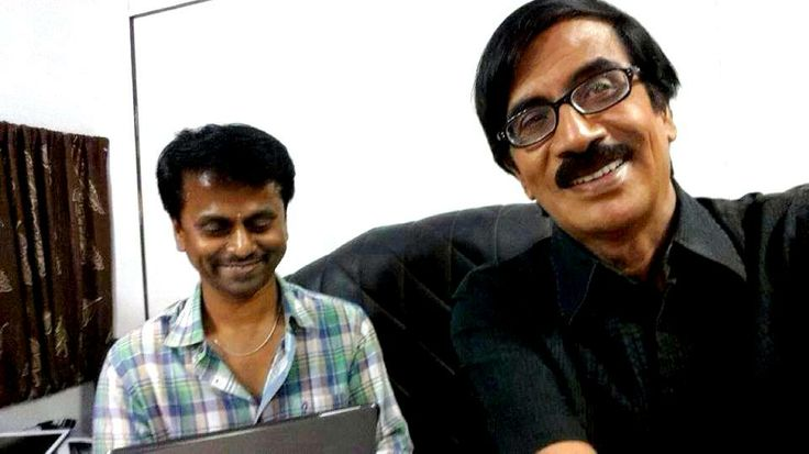 Today director Mr. A. R. Murugadoss has seen Sathuranka Vettai first look teaser and he said that the teaser has come out good and wished the Sathuranka Vettai team good luck...