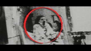 Conspiracy Feeds: Οι 7 πιο ανατριχιστικές φωτογραφίες φαντασμάτων όλ...