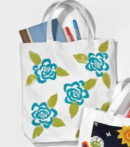 Blumennoten mit Gemüsedruck Schwierigkeitsgrad: Keine Vorkenntnisse erforderlich ……   – Fabric Crafts