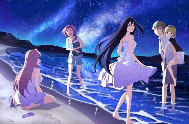 Brynhildr in the Darkness Kazumi Ecchi | El Anime de Gokukoku no Brynhildr tendrá OVA en Septiembre.