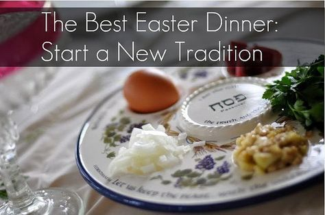 """Ann Voskamp's """"The Best Easter Dinner"""" blog post and free printable - perfect addition to this season of HOPE..."""