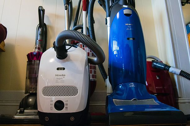 The Sweet Home reviews of vacuum cleaners, late 2014 edition. We selected a Miele canister.