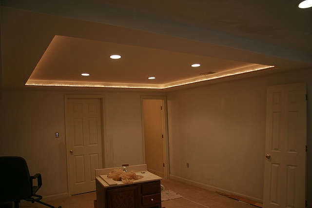tray ceiling rope lighting. Rope Lighting In Tray Ceiling Pinterest