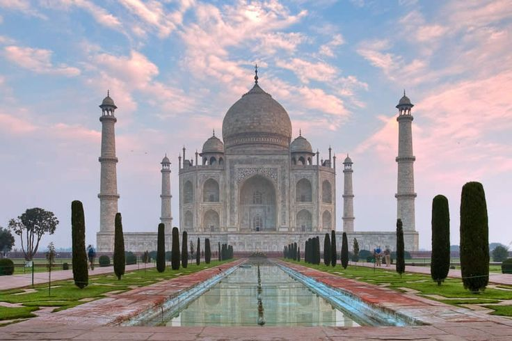 My summer home.... aka Taj Mahal