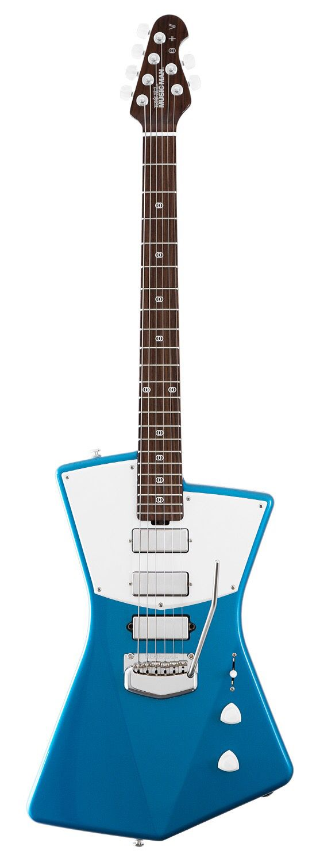 The Ernie Ball Music Man - St. Vincent (aka Annie Clark) Signature Guitar