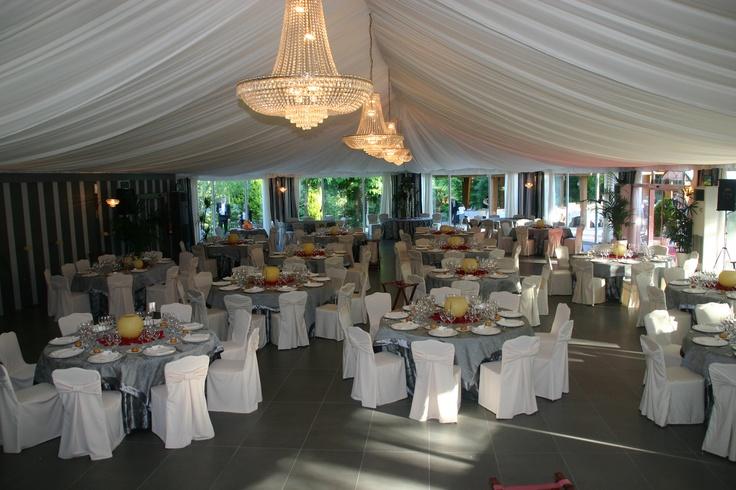 Salón Garden @Can Marlet #Montseny #events