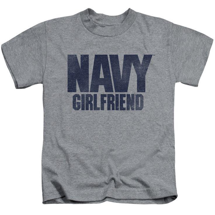 U.S. Navy: Girlfriend Juvy T-Shirt