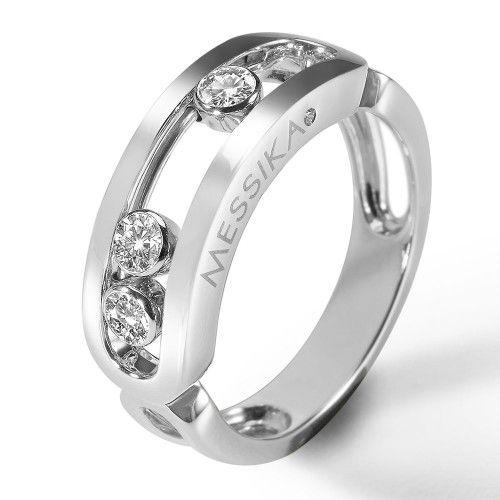 bague diamant mobile
